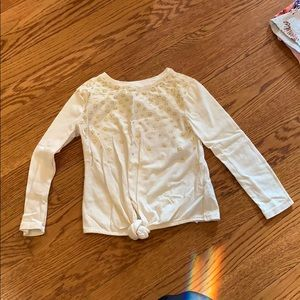 Old navy start top size 3T